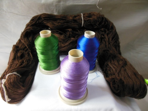 Embroidery Yarns