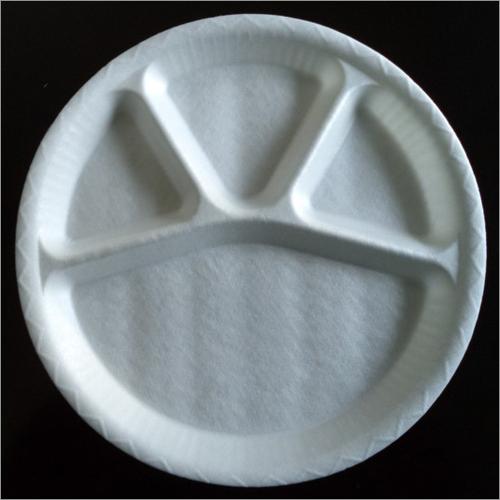 Disposable Compartment Plates