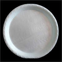 Plain Round Thermocol Plate