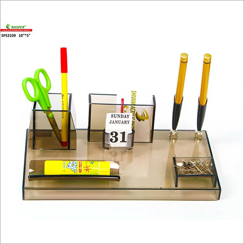Multipurpose Pen Stand With Card Holder