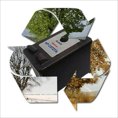 Recycle Inkjet Cartridges