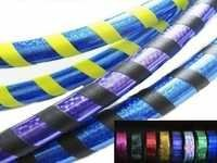 Hula Hoop Holographic Decorative Sticky Tapes