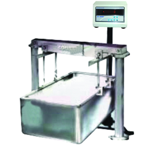 Milk Bowl Weighing System