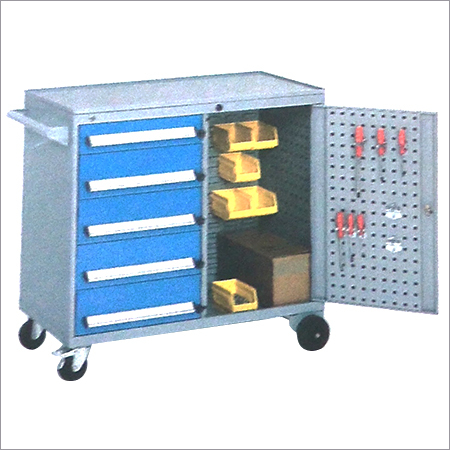 Durable Maintenance Trolley