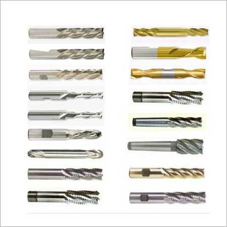 Solid Carbide Drilling Bits
