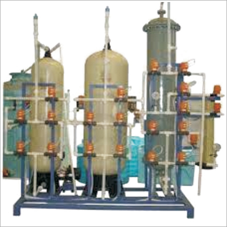 MS Water Treatment Plant