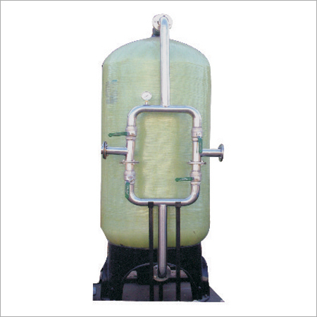 Stainless Steel Water Softener
