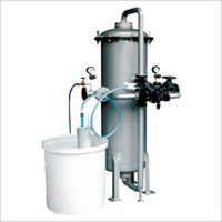 Mild Steel Water Softener