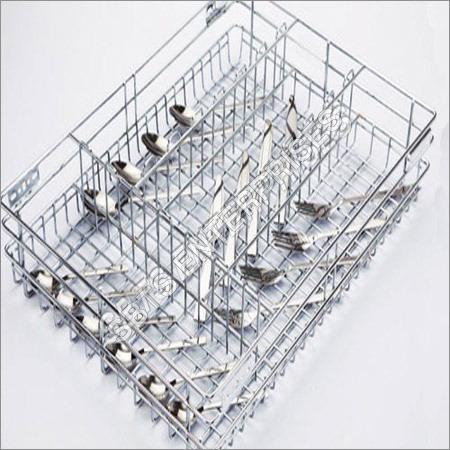 Wire Cutlery Basket