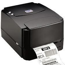 Textile Code Barcode Printer