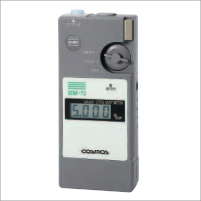 Portable Grease Steel Dust Meter