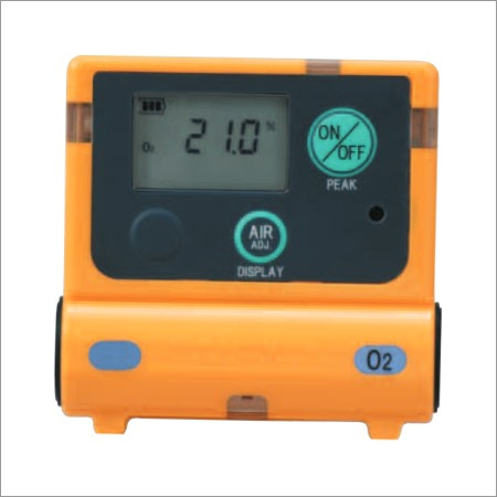 Digital Oxygen Indicator