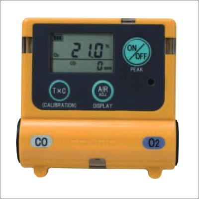 Carbon Monoxide Oxygen Detector