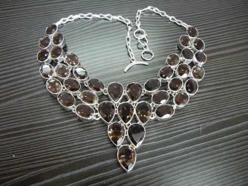 Heavy Stone Necklace