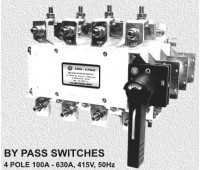 By pass switch