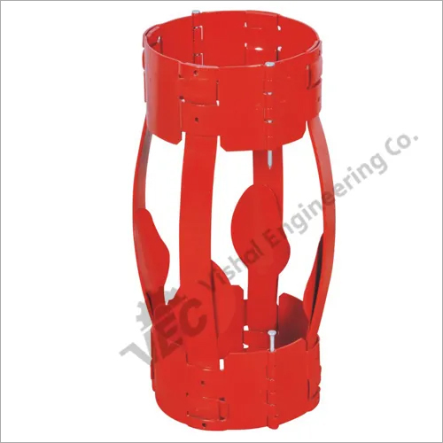 Non Welded Spring Bow Centralizer with Turbo Fins