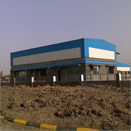 Commercial Pre Engineered Buildings