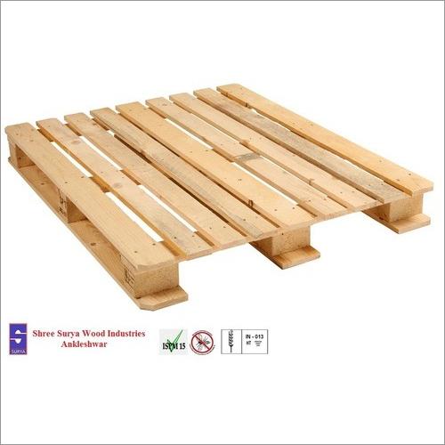 Wooden Storage Pallet