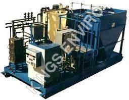 Electro Coagulation Sewage Treatment Plant