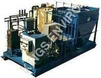 Electro Coagulation Sewage Treatment Plant