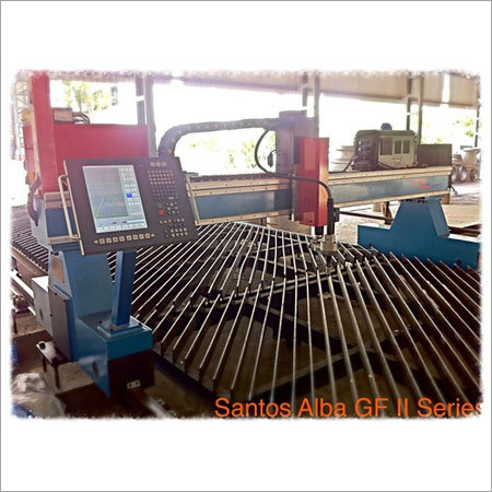 CNC Plasma Shape Cutting Machine