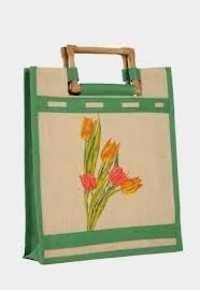 Jute Bag Printing