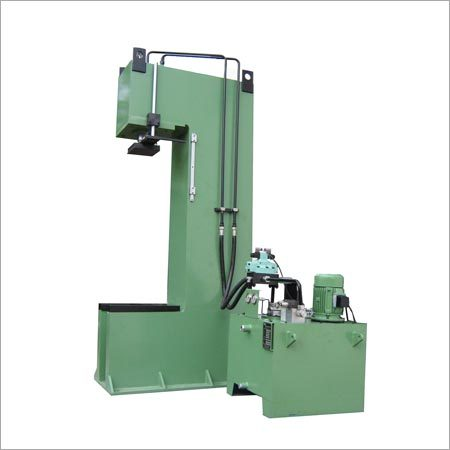 C Frame Vertical Press