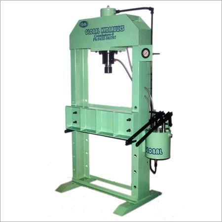 Manual Hand Pump Press