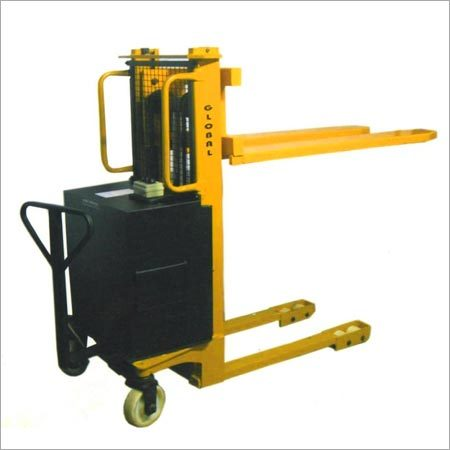 Semi Automatic Stacker