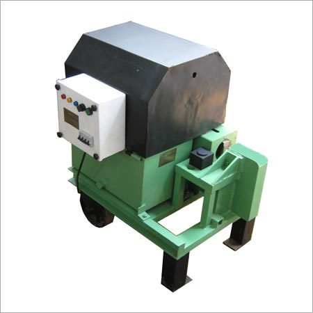 TMT Rod Section Cutting Machine