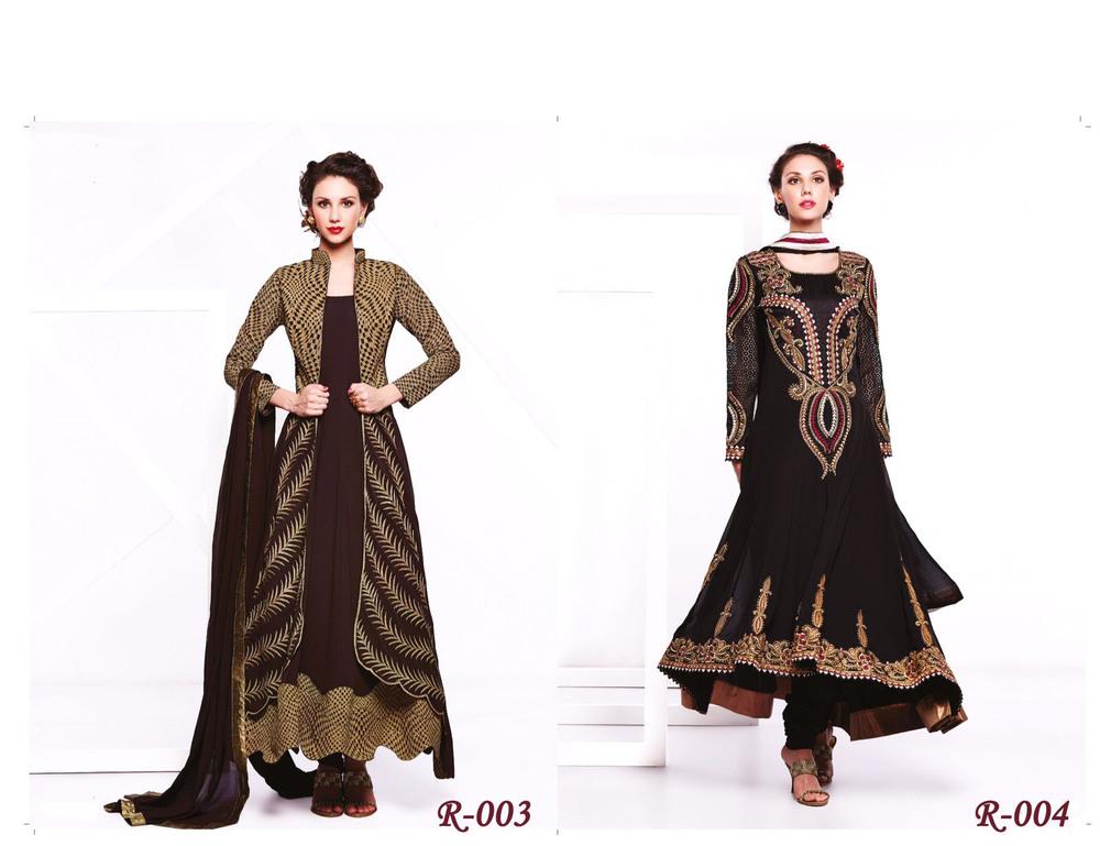 Designer Anarkali Long Suit