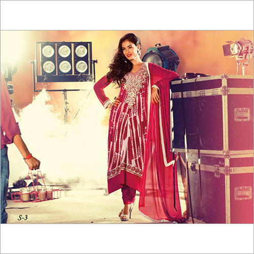 Stylish Designer Long Anarkali Suits