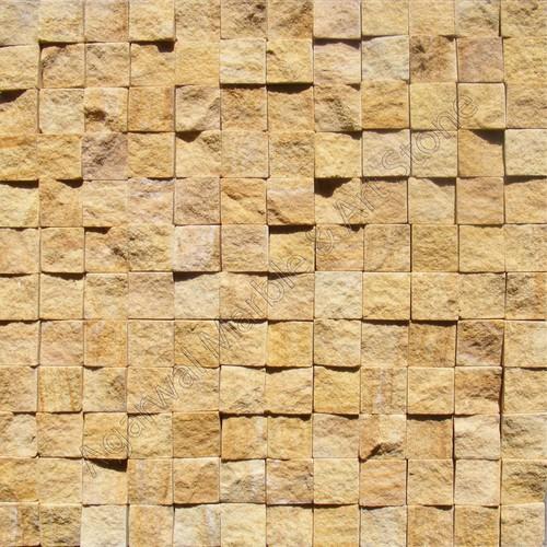 Split Face Natural Stone Mosaic