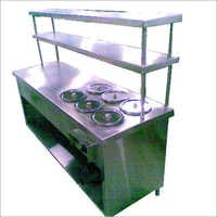 Bain Marie With Pick Up Table