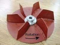 Industrial Blower Impeller