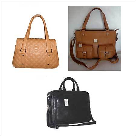 Genuine Leather Ladies Bags
