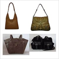 Leather Ladies Office Bags