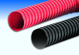 Silicone Coated Hose Pipe