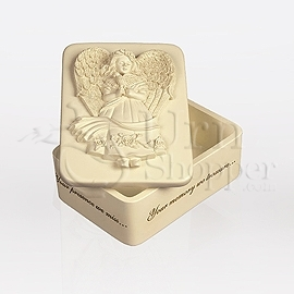 Angel of Peace Memory Box