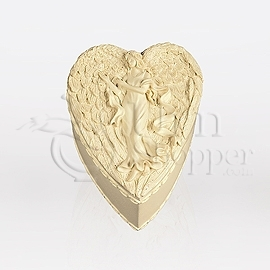 Heart Angelic Memory Box