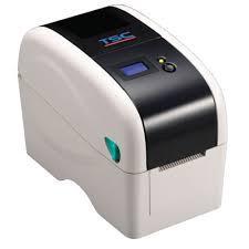 Thermal paper label printer