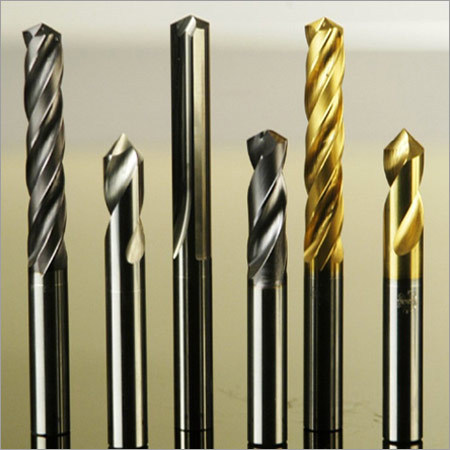 Solid Carbide Step Drill Bits