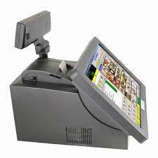 shopping malls bill barcode scanner