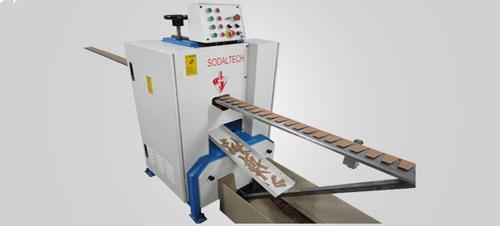 Edge Protector Rotary Notching Machine