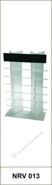 Non Revolving Display Stand For Frames