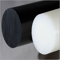HDPE Rod Black & White