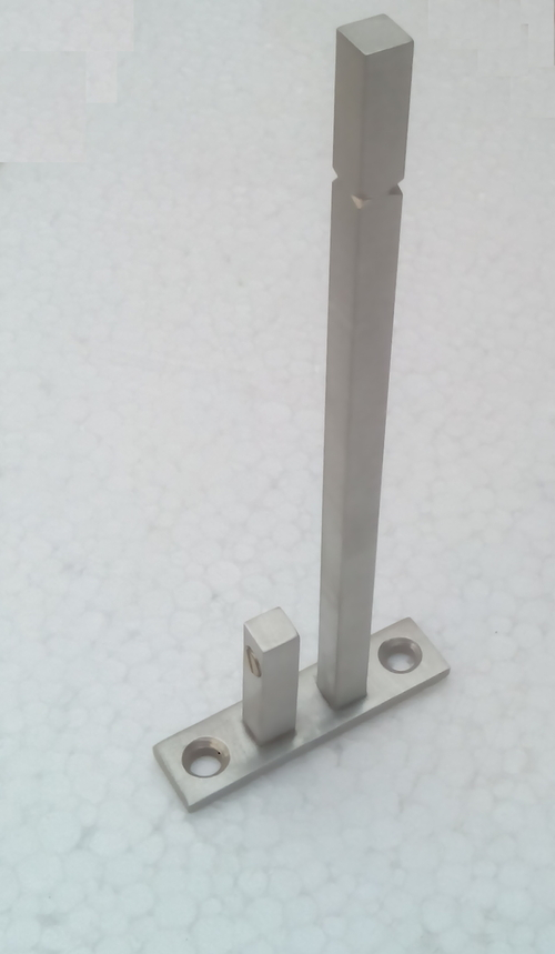 Glass F Brackets