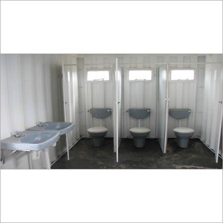 Urinal Cabin