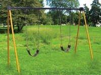 Rubber Swing