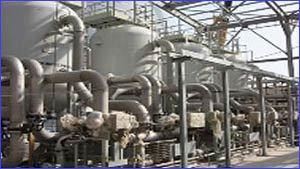 Water Treatment Vessels